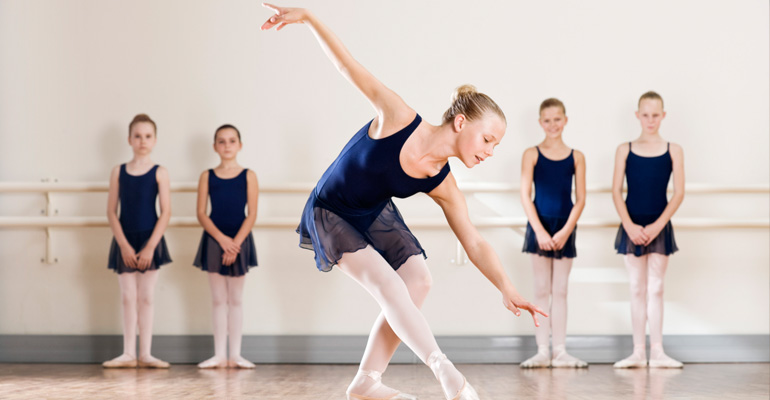 Dancinstars Ballet Dance Classes
